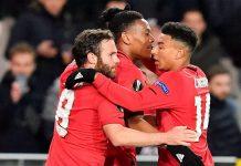 Manchester United Liga Eropa