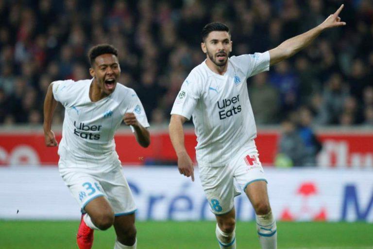 Marseille Sukses Pangkas Jarak Dengan PSG