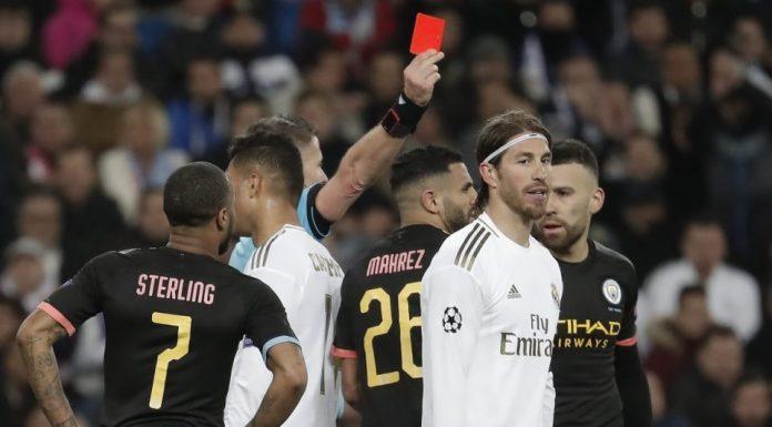 Melawat Ke Etihad Stadium, Madrid Bakal Banding Kartu Merah Ramos
