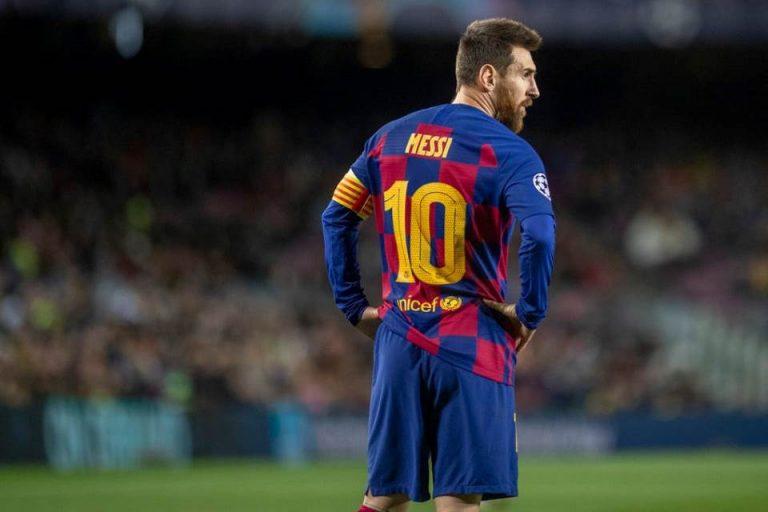 LA Galaxy Bersiap Tikung Messi Sebelum Gantung Sepatu