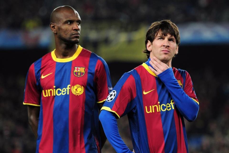 Messi Abidal