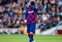 Messi Pesimis Barcelona Bisa Menangkan Liga Champions