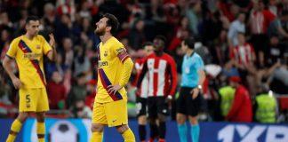 Messi Sudah Tua, Tak Lagi Menentukan