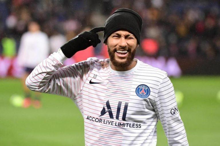 Hubungan Neymar dan PSG Kembali Memanas