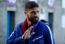 Alasan Giroud Mau Teken Kontrak Baru Bersama Chelsea