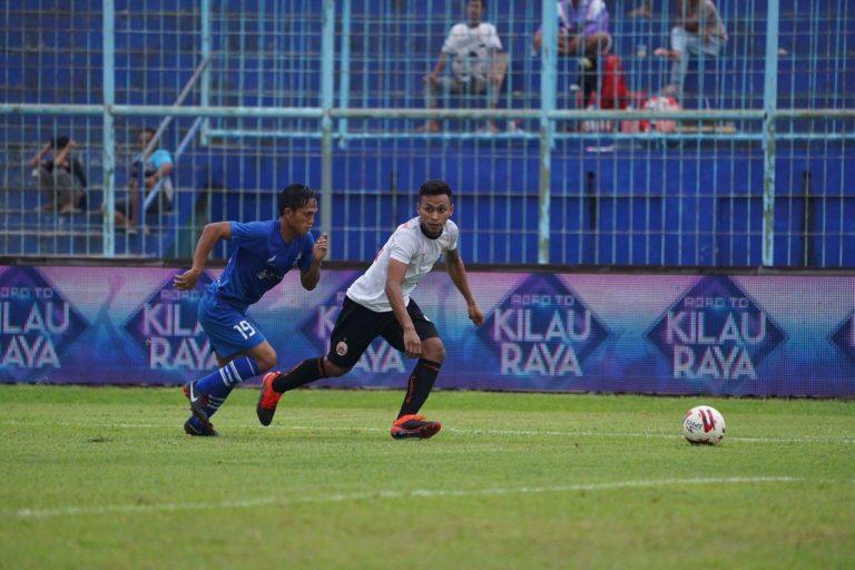 Target Khusus Persija di Piala Gubernur Jatim 2020