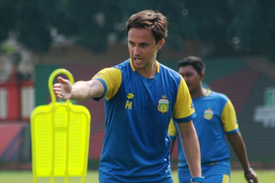 Lakukan Latihan, Bhayangkara FC Fokuskan Dua Hal, Apa Saja?