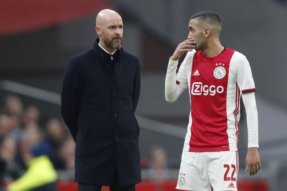 Pelatih Ajax Benarkan Rumor Hakim Ziyech Gabung ke Chelsea