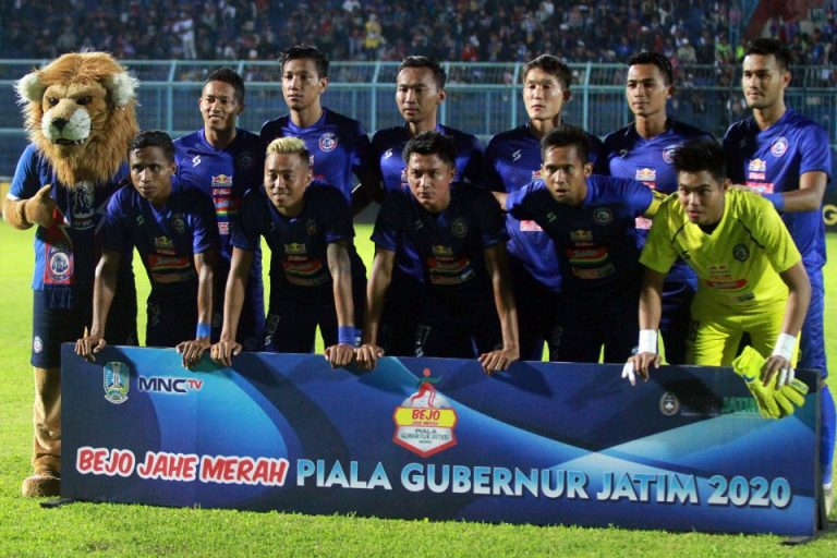 Arema Tak Berlakukan Latihan Online Usai Ditundanya Kompetisi Liga 1