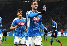 Pertahanan Solid Napoli Buat Inter Kewalahan