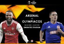 Prediksi Arsenal Vs Olympiakos The Gunners Punya Modal Kuat