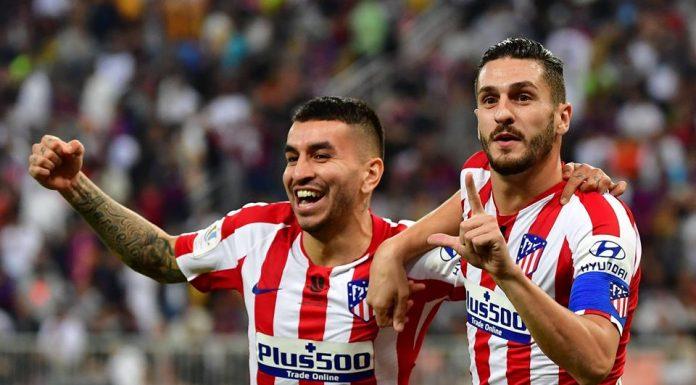 Jika Liga Champions Disetop, Atletico Madrid Dinobatkan Sebagai Juara