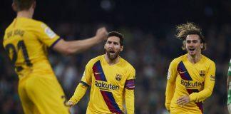 Prediksi Barcelona Vs Getafe Pekan Berat Untuk Quique Setien
