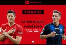 Prediksi Bayern Munchen vs Paderborn Tuan Rumah Krisis Bek