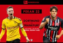 Prediksi Dortmund Vs Frankfurt Markas Tuan Rumah Angker