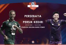 Prediksi Persebaya vs Persik Kediri Gengsi Derby Jatim Bikin Panas