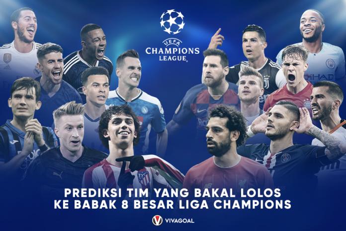 Obrolan Vigo: Prediksi Tim yang Bakal Lolos ke Babak 8 Besar Liga Champions
