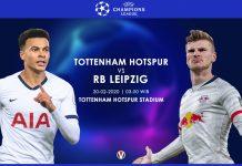 Prediksi Tottenham Hotspur Vs RB Leipzig Ketat Sejak Menit Pertama