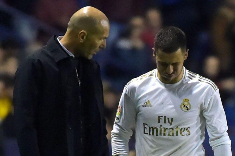 Real Madrid Terjungkal di Markas Levante
