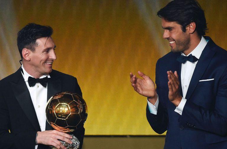 Tak Mau Ketinggalan, Kaka Ikut Panaskan Rumor Messi ke Liga Premier Inggris