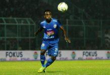 Ricky Kayame Senang Bisa Kembali Setim Dengan Hamka Hamzah