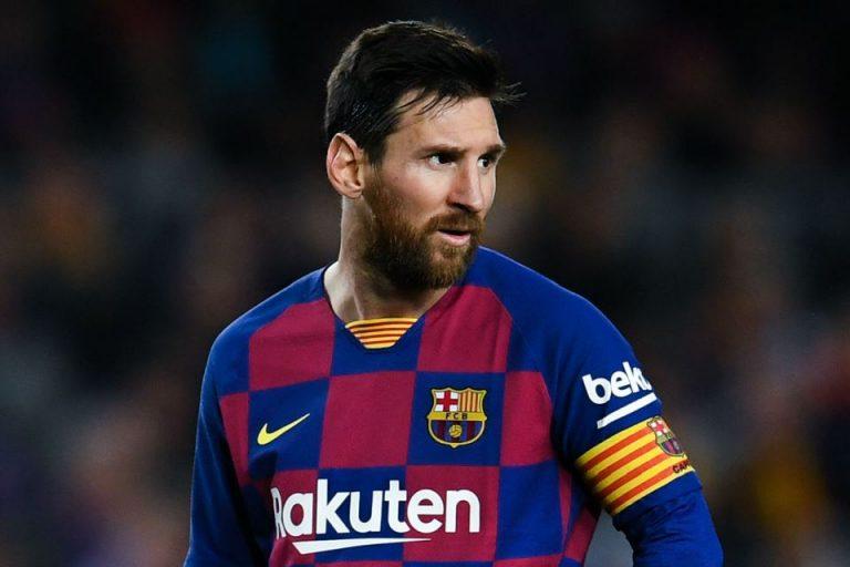 Lionel Messi Miliki Permintaan Khusus kepada Barcelona