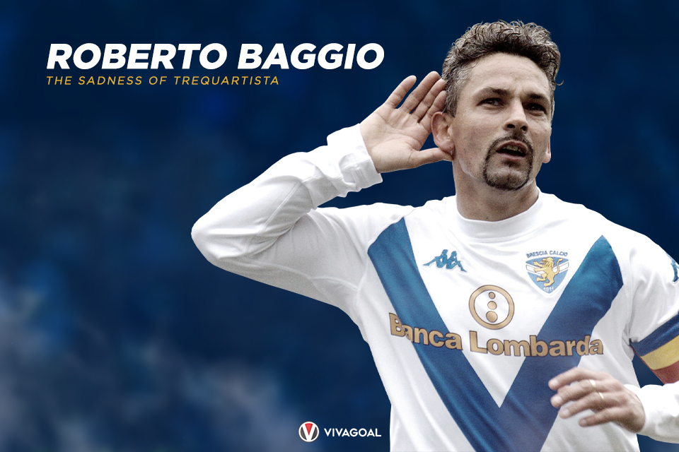 Obrolan Vigo Roberto Baggio: Pemain Hebat yang Tak Dimaksimalkan Pelatih Manapun