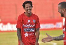 Rumor Transfer Liga 1 2020 Irfan Bachdim Merapat ke PSS Sleman