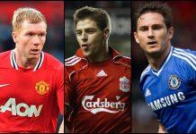 Scholes, Gerrard atau Lampard, Siapa yang Terbaik?