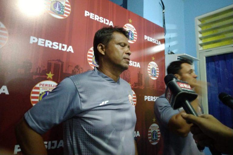 Sergio Farias Segera Kembali Pimpin Pemusatan Latihan Persija