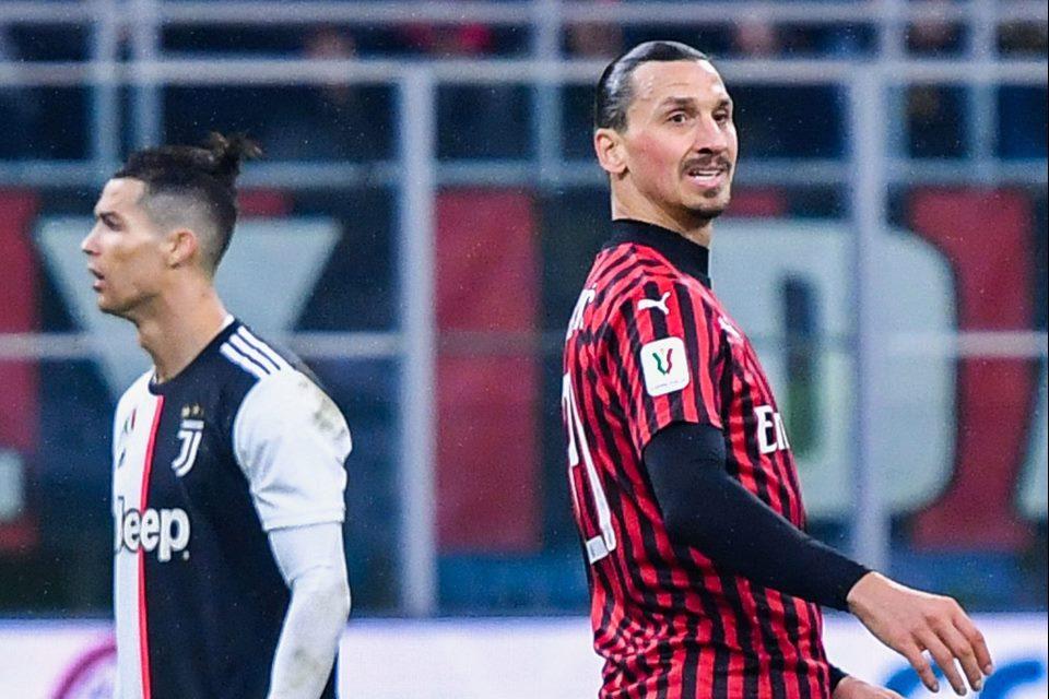 Soal Ibra dan Ronaldo, Buffon; Jangan Bicarakan Usia!
