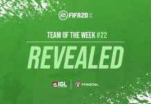 Deretan Nama Besar di Team of the Week 22 FIFA 20