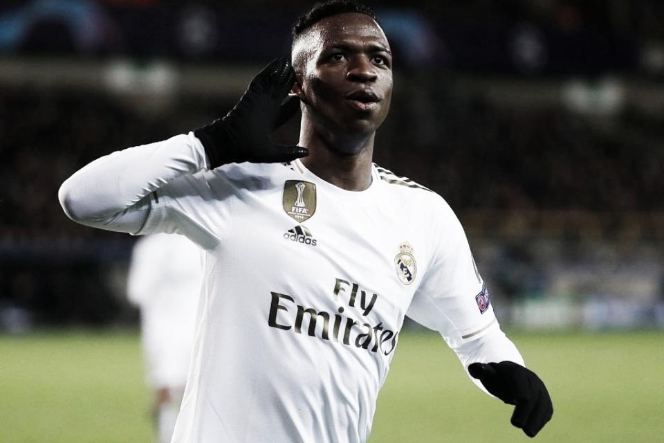 Tegaskan Bertahan Di Madrid, Vinicius Buat PSG Gigit Jari