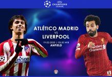Prediksi Atletico Madrid vs Liverpool: Laga Berpotensi Imbang
