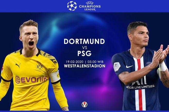 Prediksi Dortmund vs Paris Saint Germain: Menanti Aksi Pemain Anyar