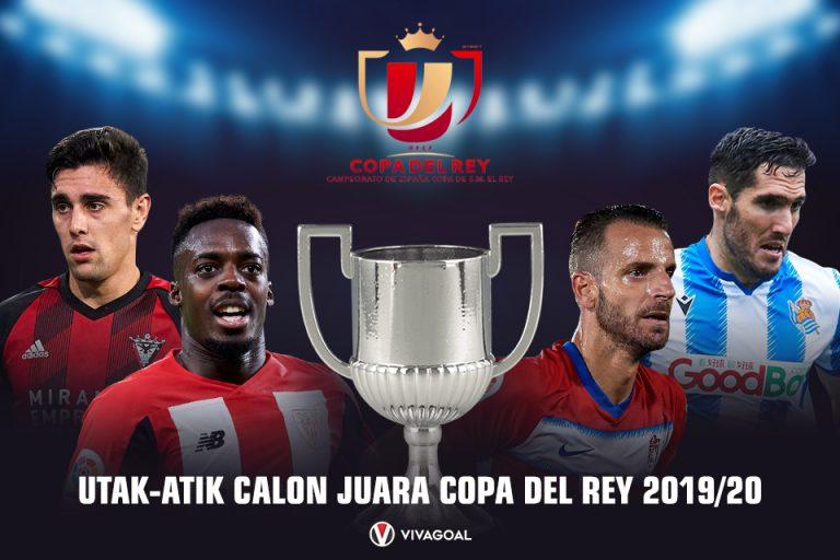 Obrolan Vigo: Utak-Atik Peluang Juara Copa del Rey 19/20