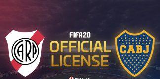 FIFA 20 Resmi Gandeng Dua Tim Besar Argentina