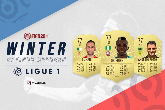 7 Pemain Ligue 1 yang Layak Mendapatkan Refresh Rating di FIFA 20
