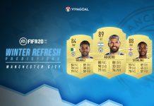 Penampilan Impresif Pungawa Manchester City Berbuah Manis di Game FIFA 20
