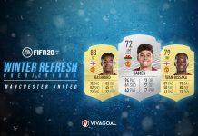 Beberapa Pemain United yang Diprediksi Mengalami Refresh Rating di FIFA 20
