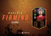 Stats mpresif Roberto Firmino di Card Terbarunya
