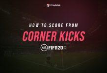Trik Bikin Gol Lewat Skema Corner Kick, Begini Caranya