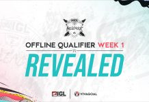 Deretan Pemenang Offline Qualifier Minggu Pertama IGL Seasson II