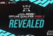 Rangkuman Offline Qualifier Kick Off FIFA 20 & eFootball PES IGL