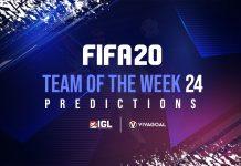 Deretan Pesepakbola yang Masuk ke Dalam Team of the Week Pekan ke-24, Siapa Saja?