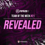 Team of the Week Pekan ke-21 Disesaki Nama Besar