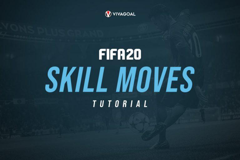Berbagai Move Skill yang Efekif di Game FIFA 20