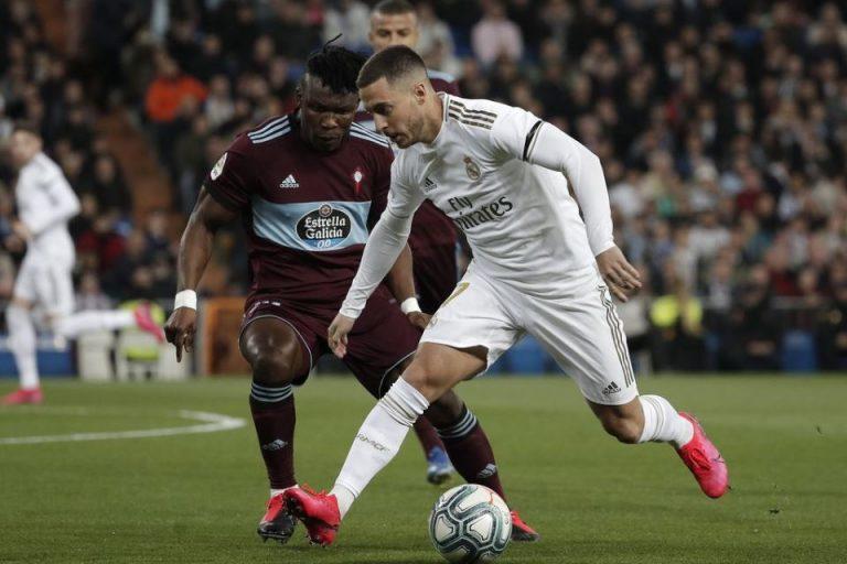 Diwarnai Tersungkurnya Zidane, Madrid Gagal Raih Poin Penuh