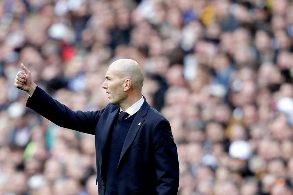 Kejelian Zidane dalam Derby Madrid Dipuji Habis