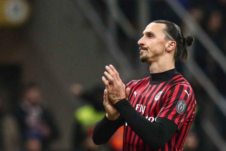 AC Milan Segera Sodorkan Kontrak Baru Buat Super Zlatan